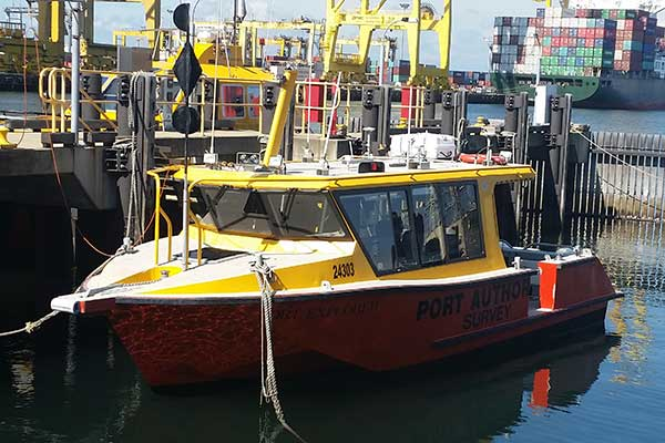 Repairs to working boats, superyachts, ships and tugs - contact Halliday Engineering
