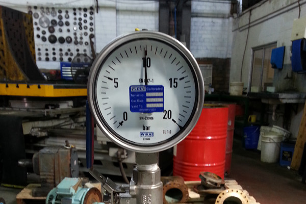 Pipe pressure testing and repair Sydney - Halliday Engineering