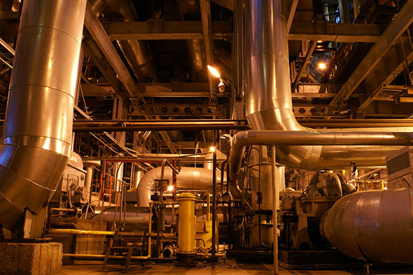 Halliday Engineering plant maintenance